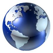 3d earth structure - stock illustration