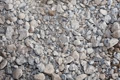 Rubble background - stock photo