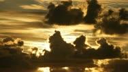 Golden Sunrise 03 Stock Footage