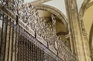 Alcalá de henares cathedral (spain) Stock Photos