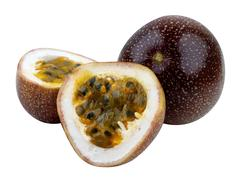 Passion fruits. Stock Photos