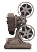 Movie projector Stock Photos