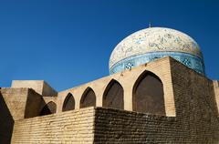 Stock Photo of sheikh lotf allah mosque.