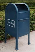 Stock Photo of us mail