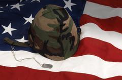veteran's day - stock photo