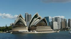 Sydney Opera House Stock Footage