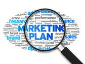 Stock Illustration of marketing plan
