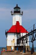 St. Joseph Lighthouse - stock photo