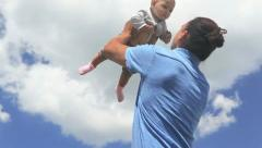 Stock Video Footage of Fatherhood