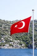 Turkin lippu Kuvituskuvat