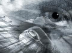 Secure communications Stock Illustration