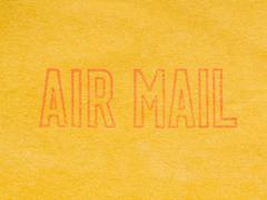 airmail - stock photo