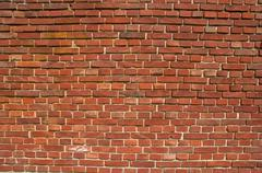 Stock Photo of brick wall