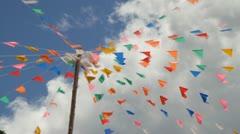 windblowingsmallfrags2 - stock footage