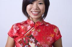 Stock Photo of chinese girl