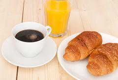 Stock Photo of breakfast
