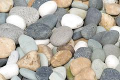 rocks and stones - stock photo