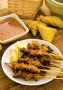 hari raya malay foods - stock photo