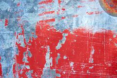 Scratched paint Stock Photos