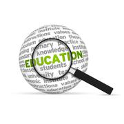 education - stock illustration