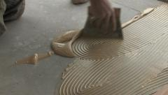 Parquetry Stock Footage