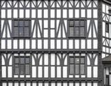 Stock Photo of tudor building
