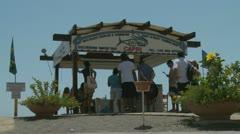 Positano (17),  Amalfi Coast, Italy Stock Footage