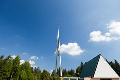 Stock Photo of evangelical lutheran chruch in finland