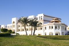 Stock Photo of 5-star hotel