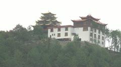 Shangrila monastery Stock Footage
