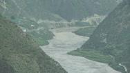 Three valley Stock Footage