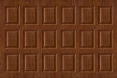 Raised wood paneling Stock Illustration