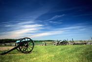 Stock Photo of napoleon artillery battery