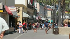 Avalon, Catalina Island Stock Footage