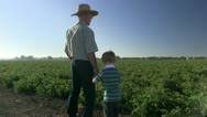 Farmer, farming Stock Footage