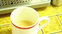 Sweeten Coffee - stock footage