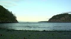 Tide Rolling In - stock footage