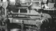 Stock Video Footage of BOXES OF CANNED FISH Cannery (Vintage Old Film Industrial Home Movie) 3618