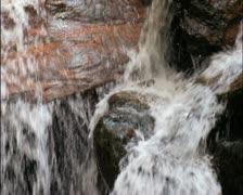 Amicalola Falls 01 - PAL - stock footage