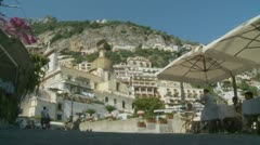 Positano (25),  Amalfi Coast, Italy Stock Footage