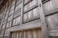 Kura-Japanese Storehouse - stock photo