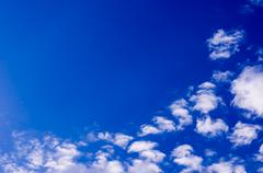 Stock Photo of clouds and heavens
