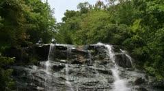 Amicalola Falls 04 - HD 720 Stock Footage
