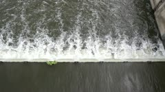 Weir Stock Footage