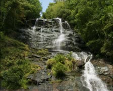 Amicalola Falls 07 - PAL Stock Footage