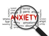 Anxiety Stock Illustration