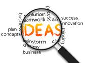 Ideas Stock Illustration
