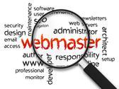 Webmaster Stock Illustration