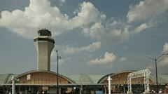 St. Louis Airport Stock Footage