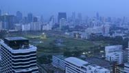 Bangkok morning Stock Footage